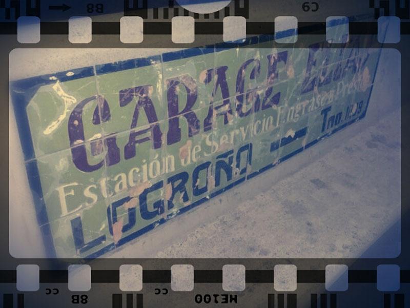 Publicidad para quedarse sentado, en Pradillo (La Rioja)