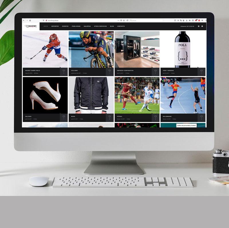 Diseño web en Logroño