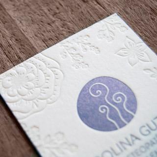 Diseño de tarjetas en Logroño