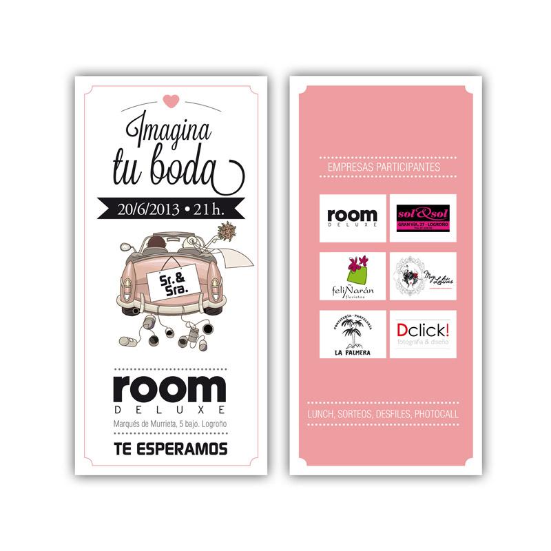 Diseño de invitaciones en Logroño