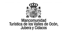 Logotipo de la Mancomunidad Turística de los Valles de Ocón, Jubera y Cidacos