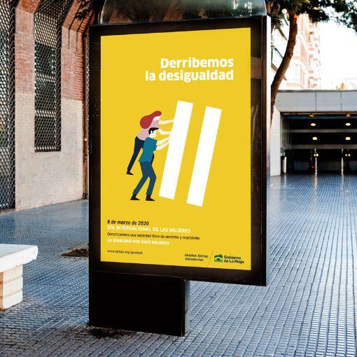 Prestamos servicios de agencia de publicidad en Logroño